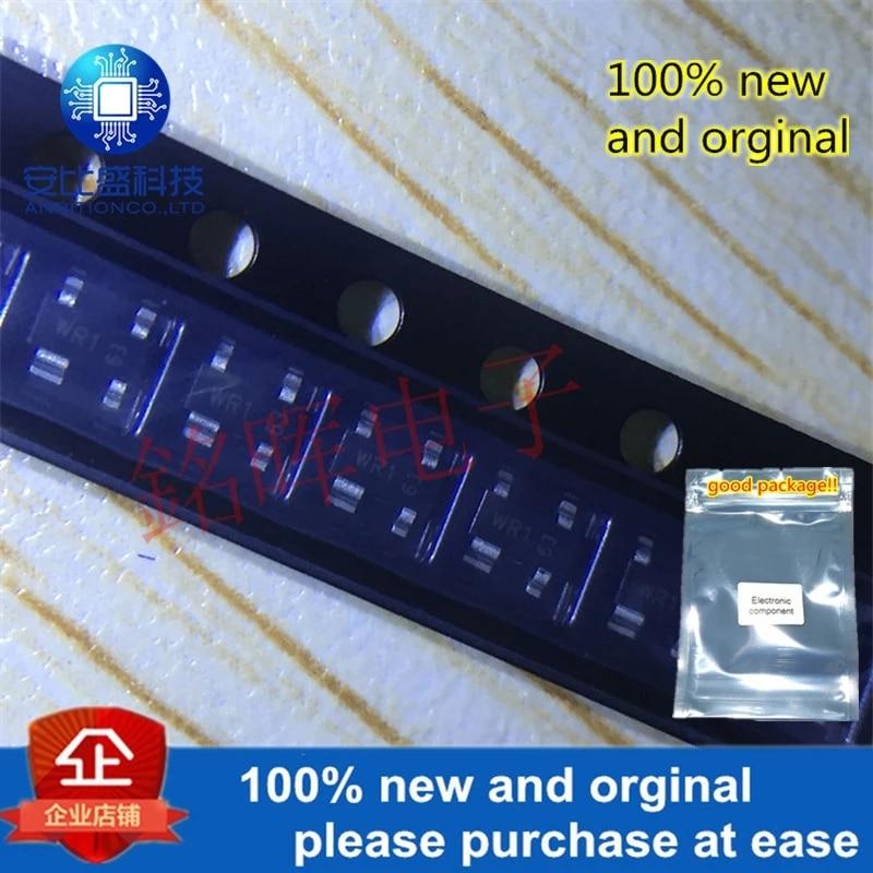 50pcs 100% New And Orgianl PRTR5V0U2X 5V Silk-screen WR1 SOT-143 In Stock
