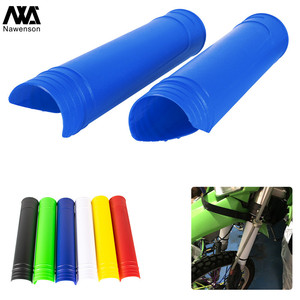 Motorcycle Universal Fork Rubber Cover Shock Absorber Guard Protector For Dirt Bike For Yamaha For Kawasaki For Husqvarna(China)