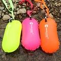1 шт. ПВХ плавучий буй безопасный воздушный сухой буксировочный мешок надувной сигнал Дрифт мешок