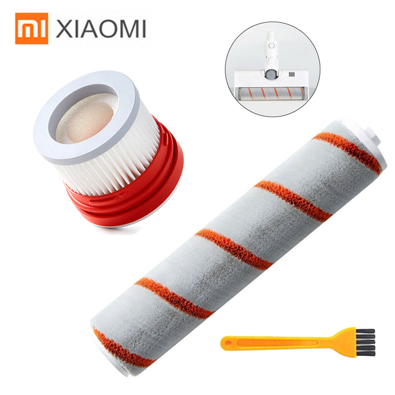 Hepa Filter Roller Brush Parts Kit For Xiaomi Dreame V9 Household Wireless Handheld Vacuum Cleaner Accessories