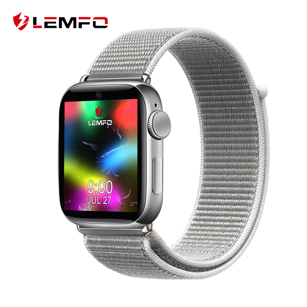 LEMFO LEM10 Android 7.1 4G Smart Watch GPS 3GB RAM 32GB ROM  Support SIM Card WIFI Heart Rate Watch Men Women|Smart Watches|   - AliExpress