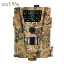 Outlife HT-001 охотничья камера 940nm Дикая камера GPRS IP54 ночное видение для животных фото ловушки охотничья камера