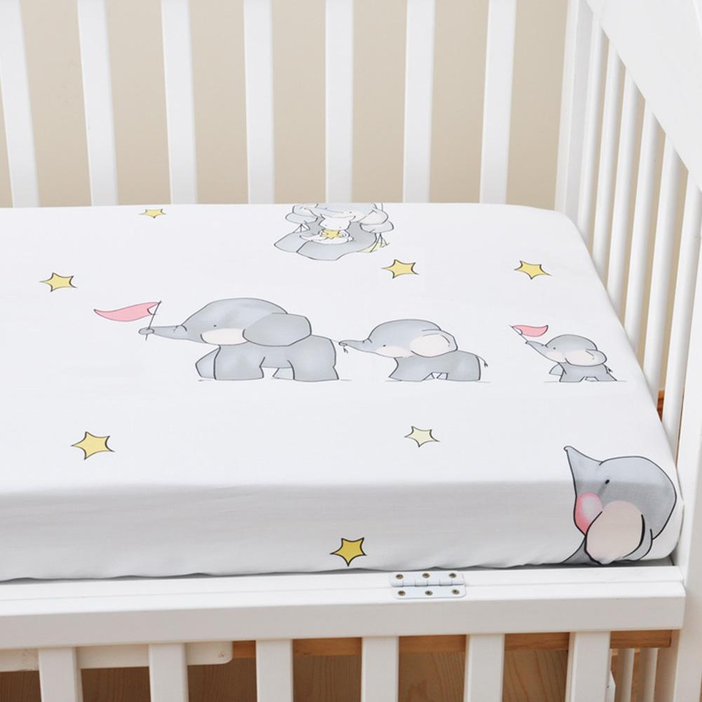 Universal Crib Sheets For Baby Mattress Bedding Sets Breathable And Hypoallergenic Baby Sheet Cotton Bedding baby everyday