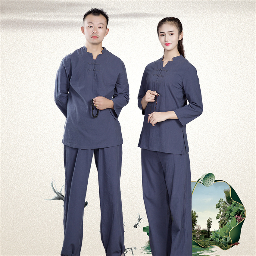 Kung Fu Uniform Tai Chi Clothing Hanfu Dress Wushu Taekwondo Competition Costumes Traditional Chinese Costumes Outfit