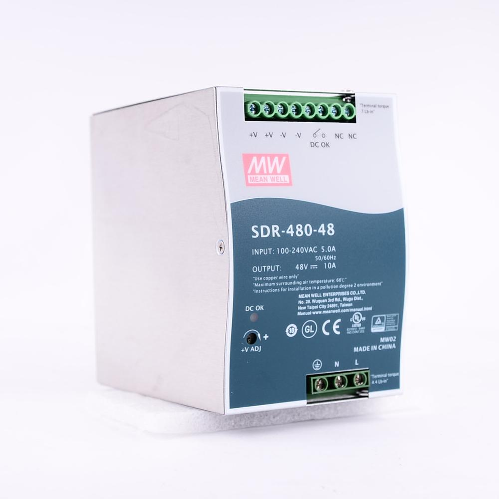 Uninterruptible Power Supply (UPS) Electronics MW Mean Well SDR ...