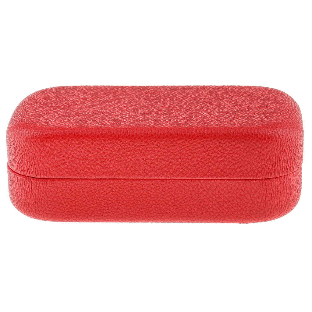 Premium armações de proteção oversized duro óculos de sol caixa caso titular bolsa estudante eyewear caixa de vidro