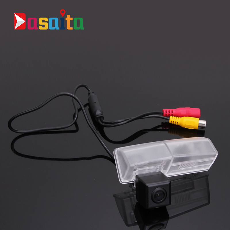 CCD Car Reverse Camera for Toyota RAV4 2014 Auto Rear View Backup Review Reversing Parking Kit with Night Vision Free Shipping image