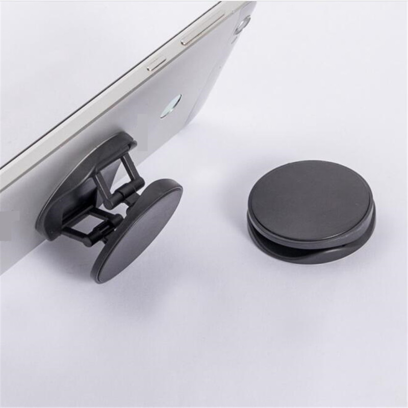 Universal Mobile Phone Bracket Cute 3D Airbag Phone Expanding Stand Finger Holder Socket Phone Holder Stand