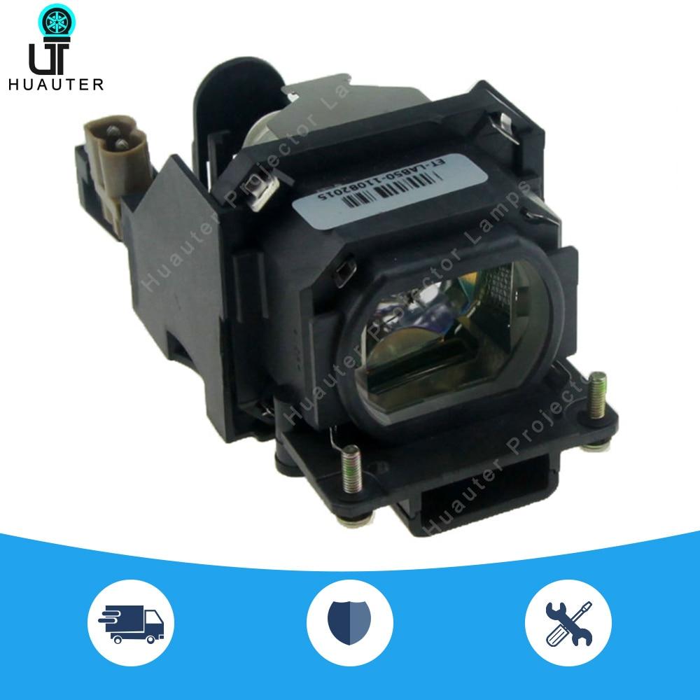 Compatible Projector Lamp ET-LAB50 With Housing Fit For Panasonic PT-LB50/LB50EA/LB50NT/LB50SE/LB50SU/LB50U/LB51/LB51EA/LB51NT