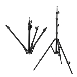 Selens Collapsible Light Stand MG-2200 220cm/7.2ft Photo Studio Stand Equipment