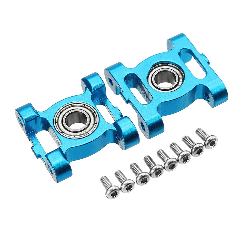 450 V2 RC Helicopter Parts Metal Main Shaft Bearing Block For Trex KDS ALZ Tarot450