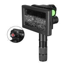 850nm المصابيح الأشعة تحت الحمراء للرؤية الليلية كاميرات في الهواء الطلق 0130 مقاوم للماء الصيد فخ الكاميرات المحمولة