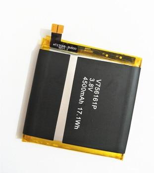 Original 4500mAh Replacement Battery Li-ion Polymer Smart Phone Batteries For Blackview BV6000 BV6000S Cell Phone V756161P