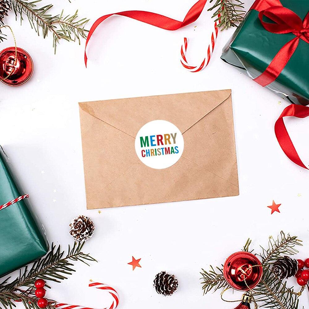 para presente de natal, envelope decorativo
