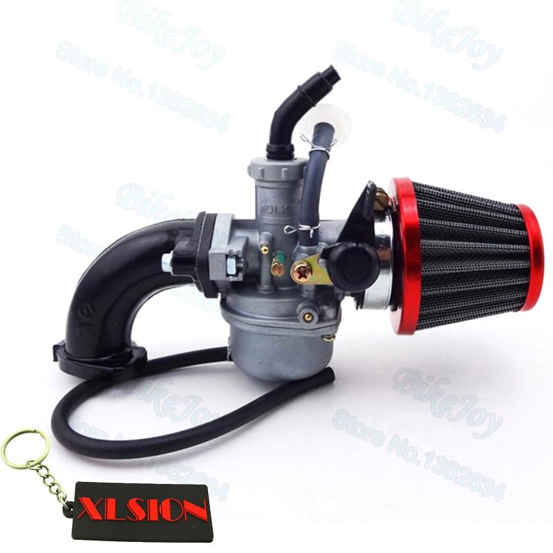 38MM AIR FILTER POD CLEANER 50 90cc 110cc 125cc 150cc DIRT ATV QUAD PIT PRO BIKE