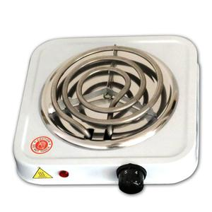 Electric Stove Hot Plate Outdoor Camping Iron Burner Home Kitchen Cooker Coffee Heater EU Plug Household Cooking Appliances 4