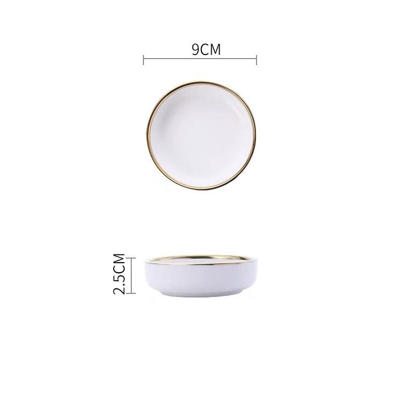 3.5 inch white