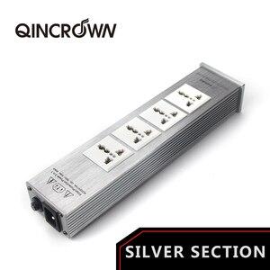 Image 4 - AC2.2 power filter fever audio lightning protection purifier aluminum socket