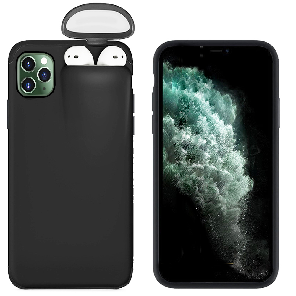 H1568deed317041fa97f4945758c717a9k Jetjoy Case for iPhone 11 Pro Max Case Xs Max Xr X 10 8 7 Plus Cover for AirPods 2 1 Holder Hard Case for AirPods Case Hot Sale