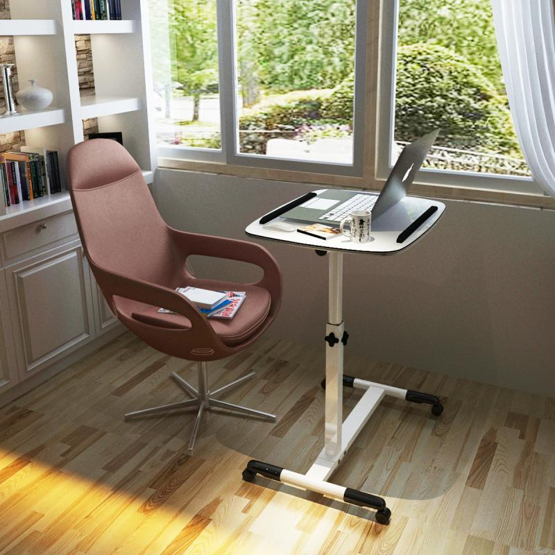 M8 Fashion Computer Desks Portable Folding Laptop Table Sofa Bed Office Laptop Stand Desk Computer Notebook Bed Table Furniture