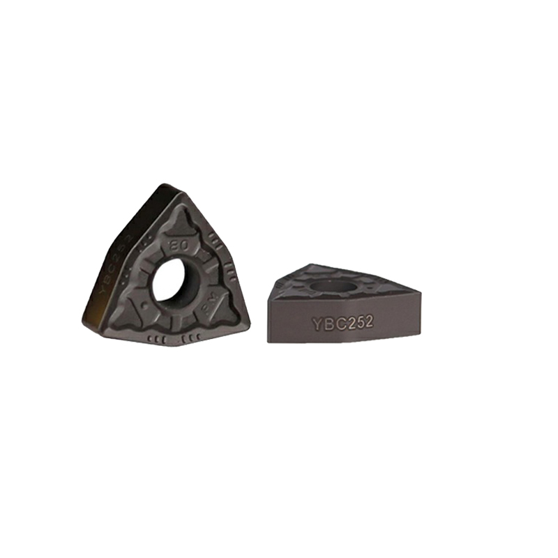 10P SEHT1204AFFN-AL K10 Threading Blade CNC Carbide Insert  For Aluminum parts