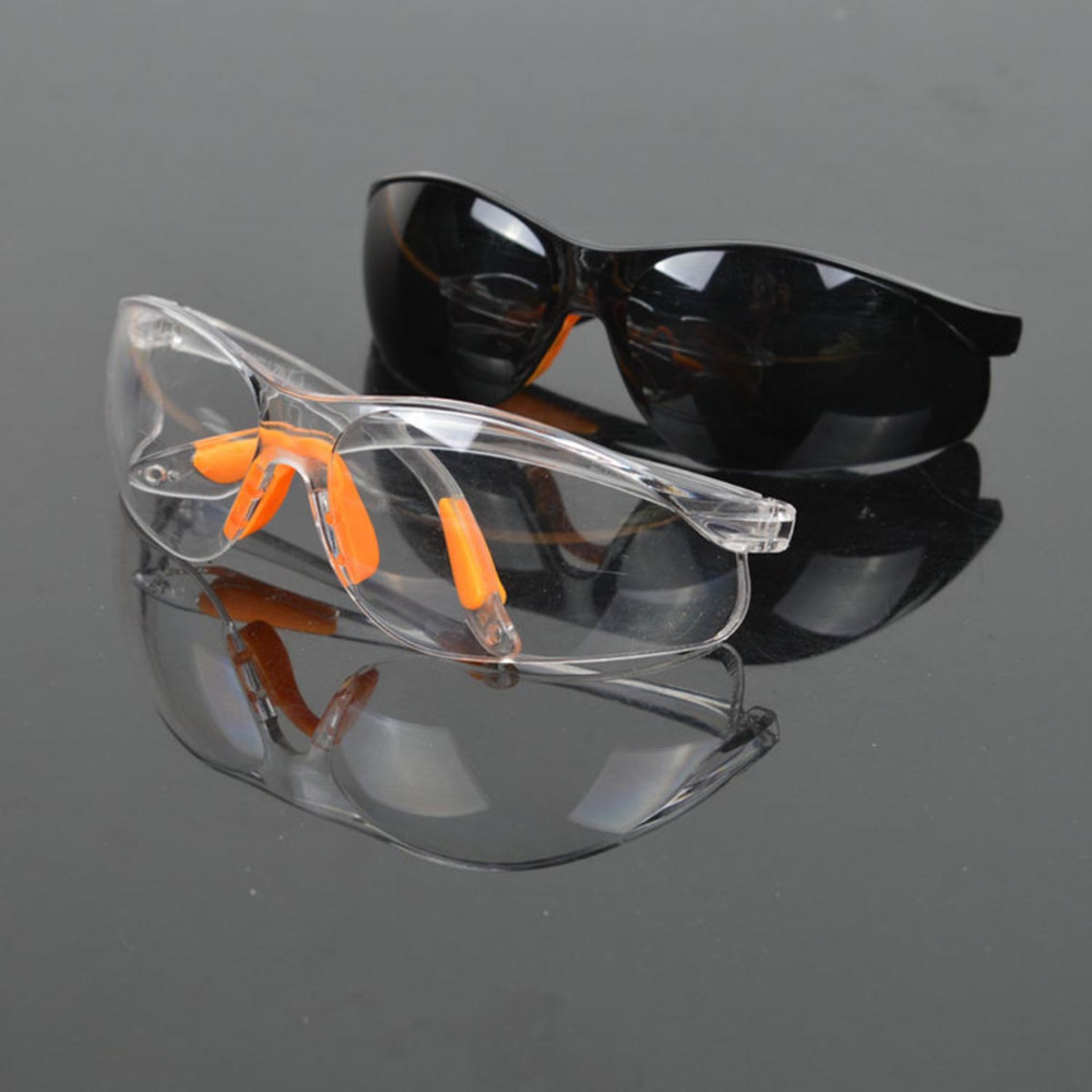 Safety Goggles Protective Outdoor Activity PC Motorcycle Goggles Dust Wind Splash Proof Lab Soft And  Flexibility Safety Glasses