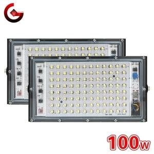Led Flood Light 100W 220V Outd