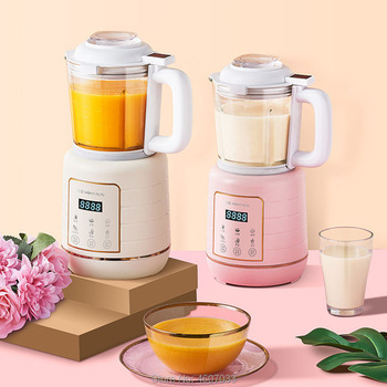 Household blender automatic multifunctional soy milk baby food supplement ice smoothies food mixer juicer food fruit processor 2