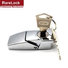 Ferrolho fechadura para porta deslizante caixa de correio armário ar armário gaveta móveis rarelock JA57-3 ff