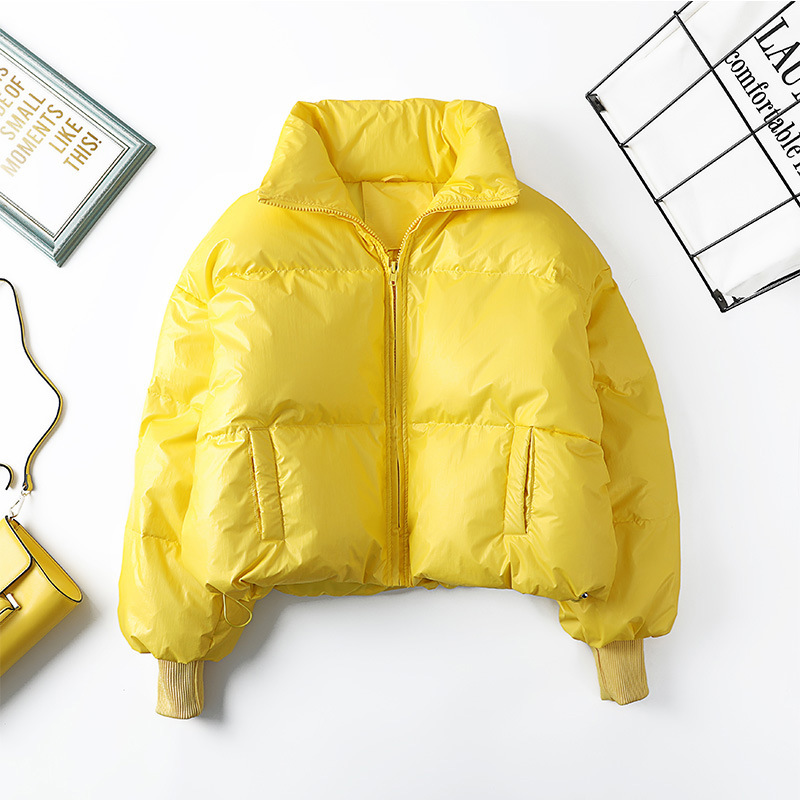 Short womens winter down jacket  coat women 2019 Womens Winter Korean Fashion Jacket coats