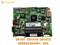 Oryginalny dla ACER 3810T laptop płyta główna 3810T 3810TG 3810TZ 6050A2264501 A02 testowane dobry darmowy wysyłka