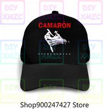 Sombreros De béisbol con diseño De Camaron para hombre y mujer, gorras divertidas De béisbol con estampado De La Isla, gorras De béisbol con estampado De camuflaje