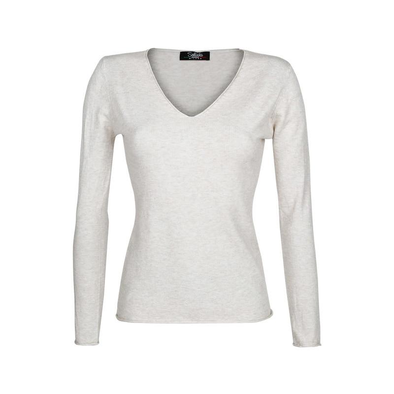 Soft Pullover V-neck