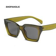Neue Mode Frauen Luxus Marke Platz Sonnenbrille Damen Vintage Übergroßen Sonnenbrille Weiblichen Große Rahmen Uv400 Shades Schwarz