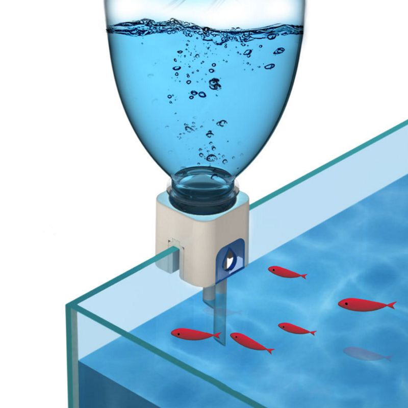 Automatic Aquarium Water Filling Fish Tank Add Wall Mounted Water Device Automatic Water Filter Refilling Aquarium Fish Tank Acc
