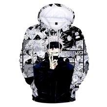 New cartoon Hoodie jujujutsu Kaisen impact 3D sweatpants fashion men s and women s super Dalian Hoodie Harajuku hip hop clothes
