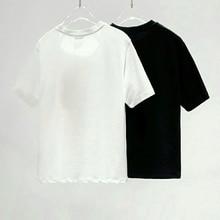 T-shirt col rond brodé pour homme et femme, haut de marque, à la mode, de haute qualité, grande taille, été, 2021