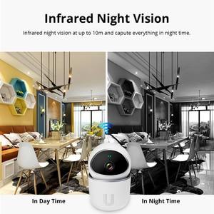 Image 5 - Tuya WiFi écho spectacle CCTV caméra 1080P Intercome Standard alarme de sécurité à domicile intelligente