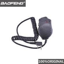 1/2/5pcs Baofeng UV-82 Dual PTT Mic Speaker Microphone Baofeng Two Way Radio UV 82 UV-8D UV-89 UV-82HP Walkie Talkie Accessories