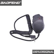 1/2/5pcs Baofeng UV 82 הכפול PTT מיקרופון רמקול מיקרופון Baofeng שתי בדרך רדיו UV 82 UV 8D UV 89 UV 82HP אביזרי מכשיר קשר