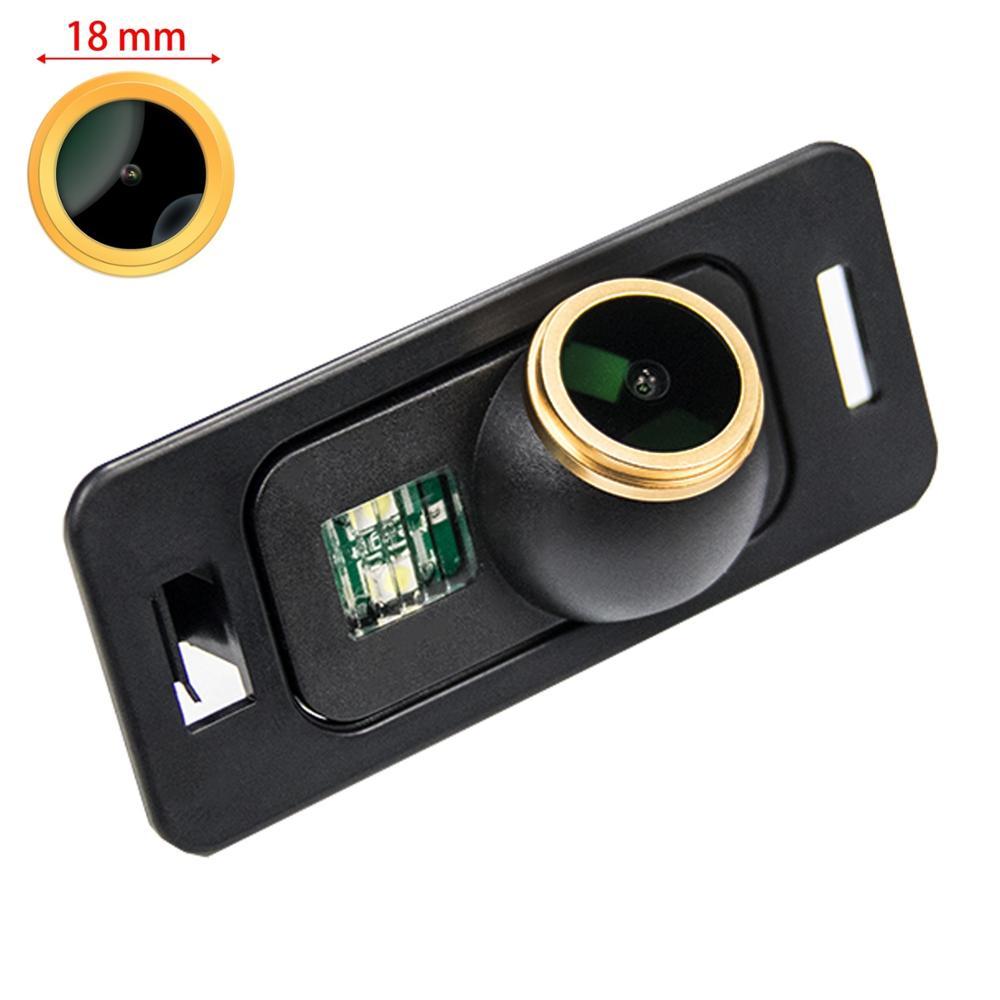 Misayaee for E82 E88 F22 E90 E91 E92 E93 E93 M3 E39 E60N E61N X1 E84 X3 F25 X5 E70 F15 X6 E71 E72 Golden Rear View Backup Camera