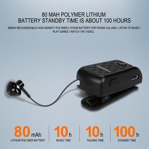 Image 2 - Fineblue FQ 10 pro bluetooth fone de ouvido sem fio bluetooth headse bluetooth 5.0 10 horas falando alta fidelidade estéreo com microfone
