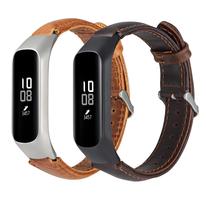 Универсальный ремешок для часов Crazy Horse с узором для Xiaomi Mi, 3 ремешка, 4 часы, PU кожаные часы, сменный ремешок для наручных часов