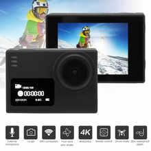 Водонепроницаемая Экшн-камера SJCAM SJ6 LEGEND для дайвинга, многофункциональная спортивная DV-камера черного цвета