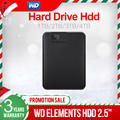Western Digital WD Elements внешний жесткий диск 500 Гб ТБ 2 ТБ 4 ТБ 5 ТБ USB3.0 2 5