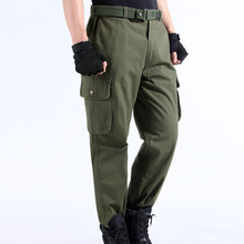 Work Pants Mens Auto Repair Labor Insurance Welding Factory Work Clothes Trousers Cotton Safety Clothing Pants Wear
