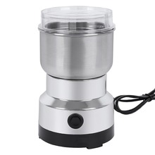 Stainless steel grinder grinder coffee machine NIMA mill grinder pulverizer powder machine coffee machine цена и фото