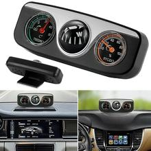 Compass Dashboard-Thermometer Vehicle Navigation Car 3-In-1 Hiking Camping