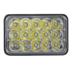 Продажа от производителя 4x6 рабочий светильник для преобразования и светильник для грузовика внедорожный светильник s светодиодный автомо...