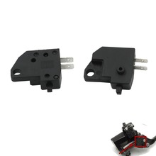 Передний тормоз светильник единый переключатель вправо/левая сторона для Honda CBR900 Kawasaki Vulcan 500 750 800 900 1500 VN750 VN800 VN900 VN1500 VN1600